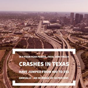 WHY DOES TEXAS HAVE SO MANY FATAL TRUCK ACCIDENTS?