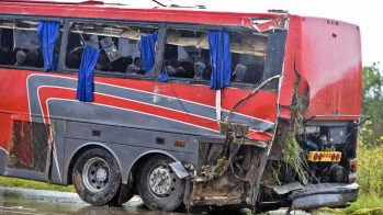 Eight Killed And 44 Injured In South Texas Charter Bus Accident