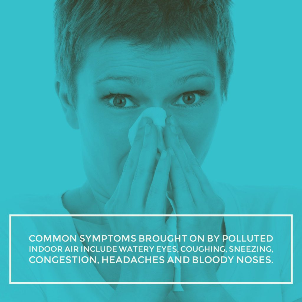 4 Signs Of Poor Indoor Air Quality To Watch For