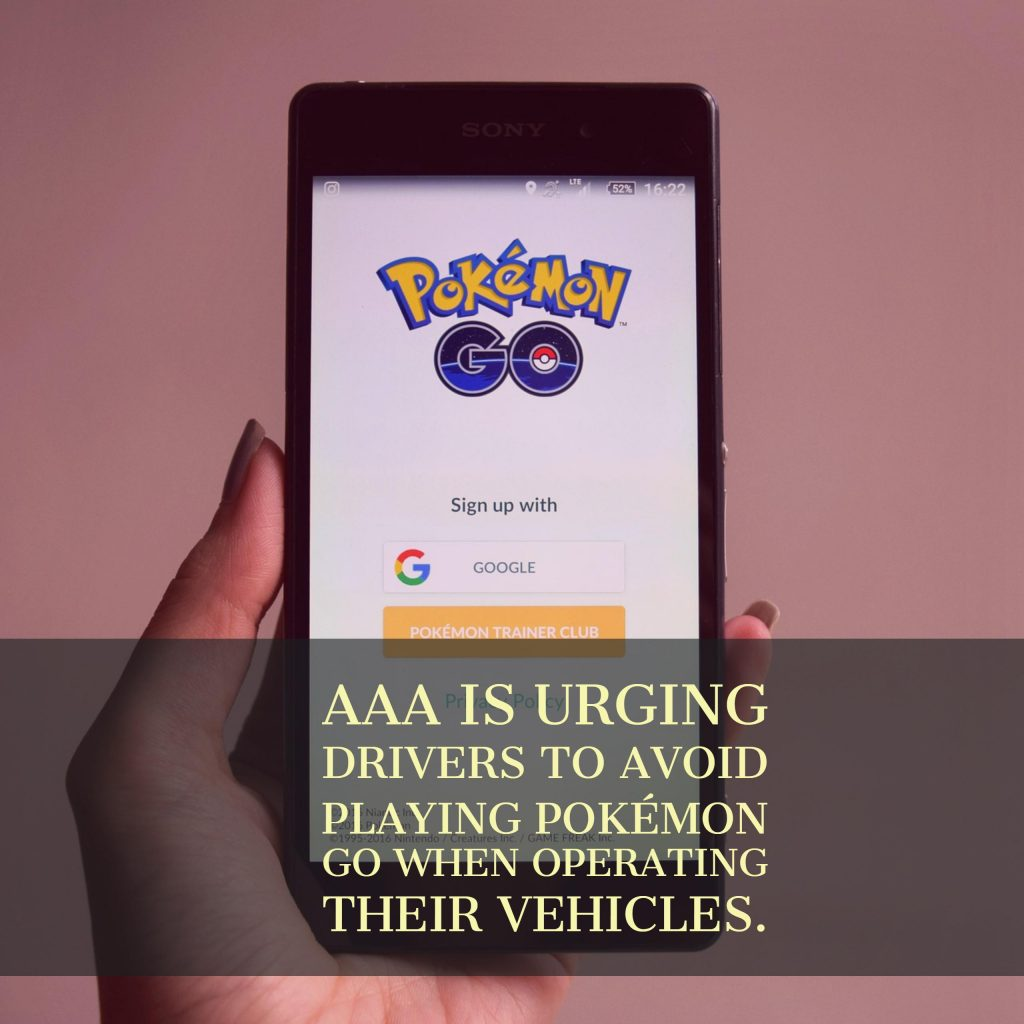 Dallas Car Injury Lawyer Discusses Pokémon Go APP - Threat To Motorists