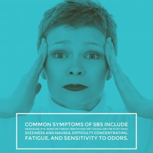 Sources and Symptoms of Sick Building Syndrome