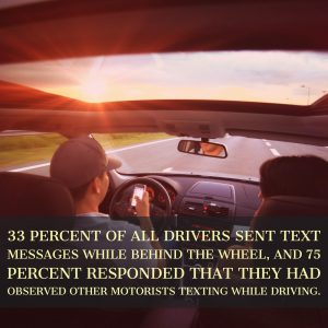 Texting-Related Accidents Stark Reminder Of Driver Inattention