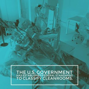 Federal Guidelines for Cleanrooms Provide an Effective Air Filtration Strategy