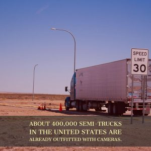 Could Mounted Cameras Reduce Trucking Accidents?