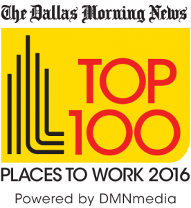 Eberstein & Witherite Has Been Selected As A Top 100 Workplace For 2016
