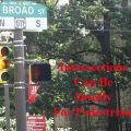 Intersections Can Be Deadly For Pedestrians Says Rand Spear Car Accident Lawyer