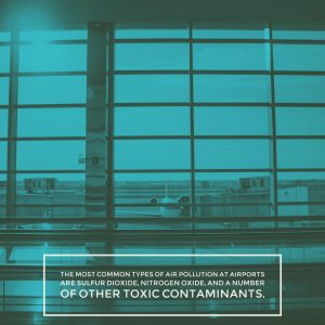 Study On Major Airports Shows the Need for Air Filtration