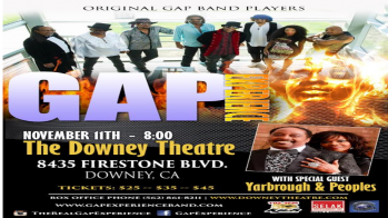 Yarbrough And Peoples Set To Perform Live In Downey, CA November 11th