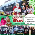 """1-800-Car-Wreck Announces Annual """"Stuff the Bus"""" Holiday Toy Drive"""