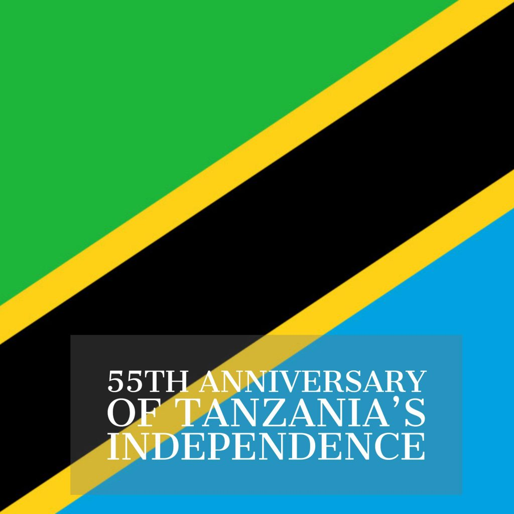 2016 Uhuru Expedition Celebrates 55th Anniversary Of Tanzania's Independence