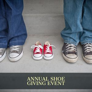 Eberstein Witherite Announces Annual Shoe Giving Event at IM Terrell Elementary School