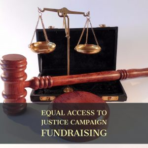 Eberstein Witherite Announces Start of Equal Access To Justice Campaign Fundraiser Benefiting the Dallas Volunteer Attorney Program