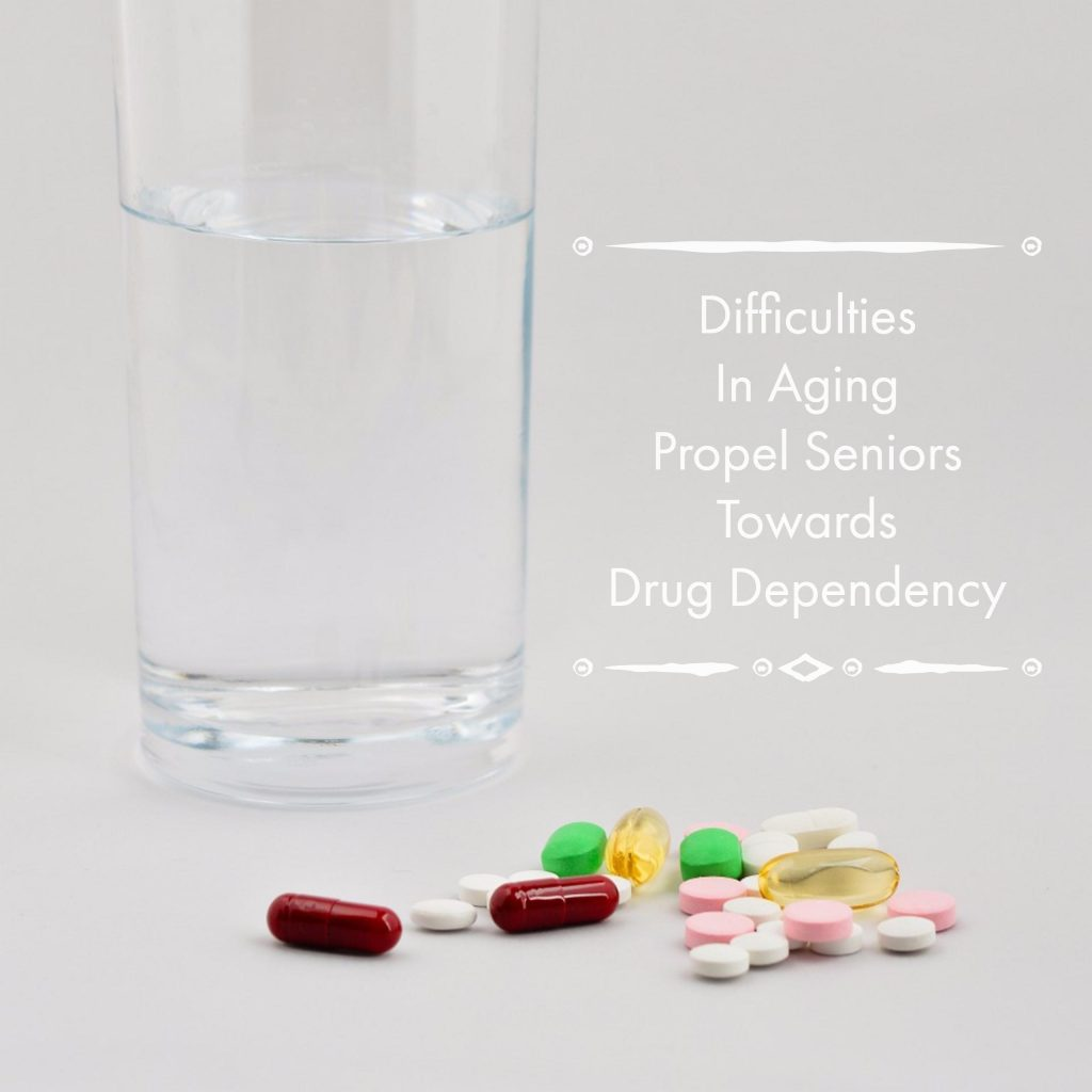 Learn The Nine Signs Of Elder Prescription Drug Addiction