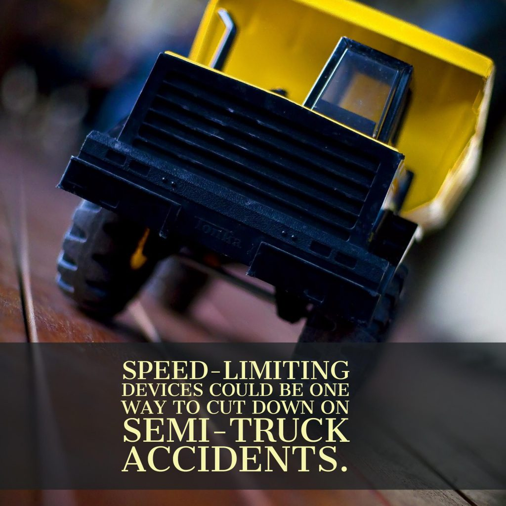 NY Senator Calls For Speed Limiting Devices On Trucks