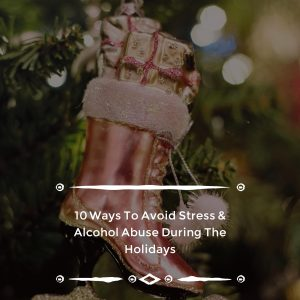 New Jersey Alcohol Addiction Center – Help Your Clients Manage Holiday Stress