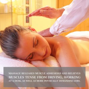 Massage Confirmed As A Necessary Component Of Comprehensive Health & Wellness