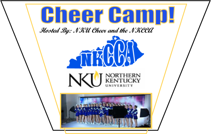 NKCCA & NKU Announce Cheer Camp & 26th Annual Competition