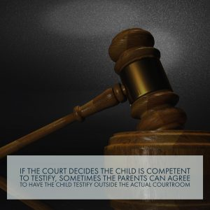 Raleigh Divorce Lawyer Discusses Children Testifying In Divorce Cases