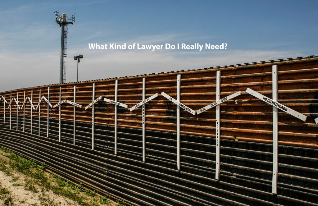 "Dallas Criminal Defense Lawyer Answers! ""What Kind Of Lawyer Do I Need?"""