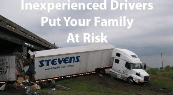 New Drivers And Dangerous Trucks: Philadelphia Truck Accident Lawyer Rand Spear