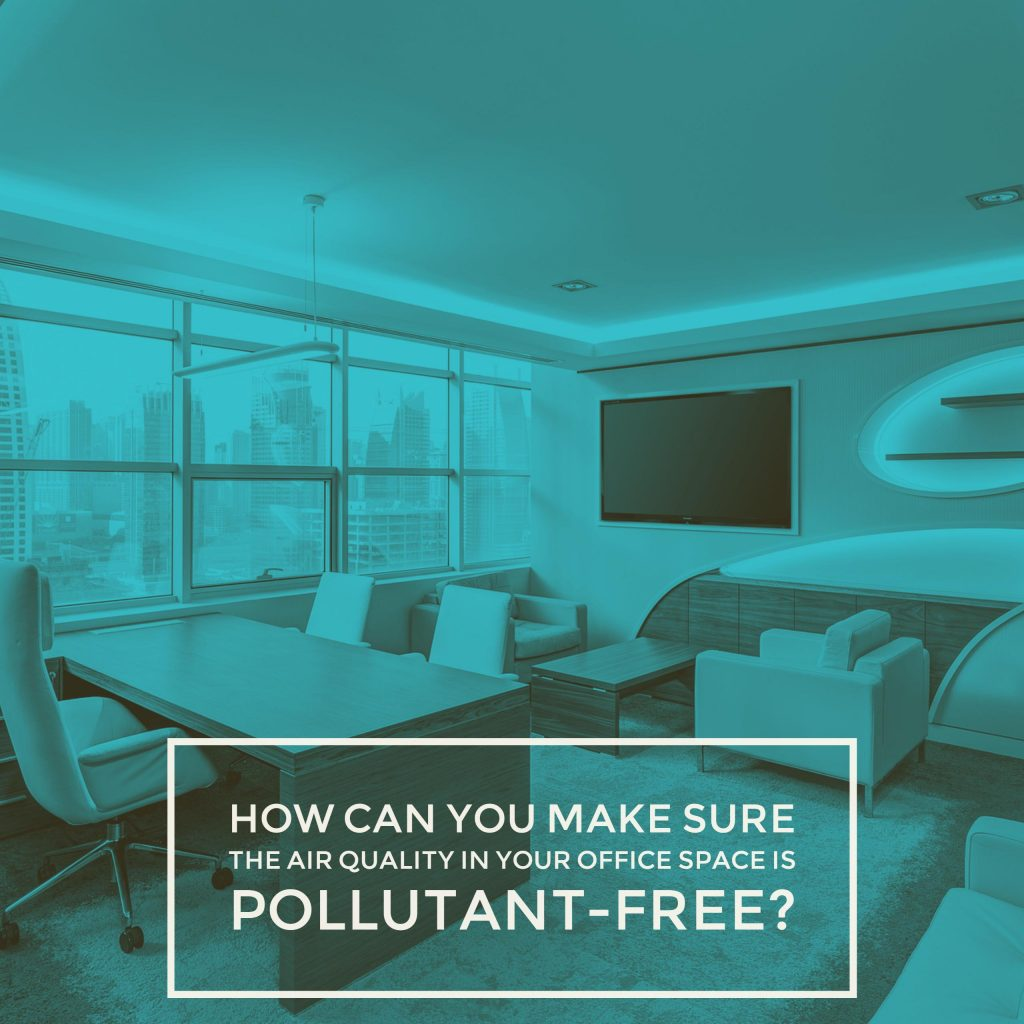 What Office Managers Can Do to Maintain Their Air Quality