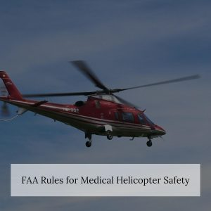 Aviation Lawyer Jonathan C. Reiter Discusses Medical Aircraft Crash