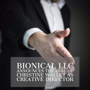 Bionical LLC Expands Digital Capability with New Creative Director