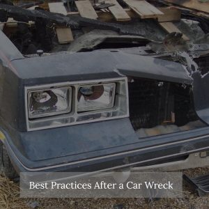 Car Wreck 101: 3 Do's And Don'ts After A Car Accident