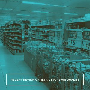 How Retail Store Air Quality Can Make You Sick