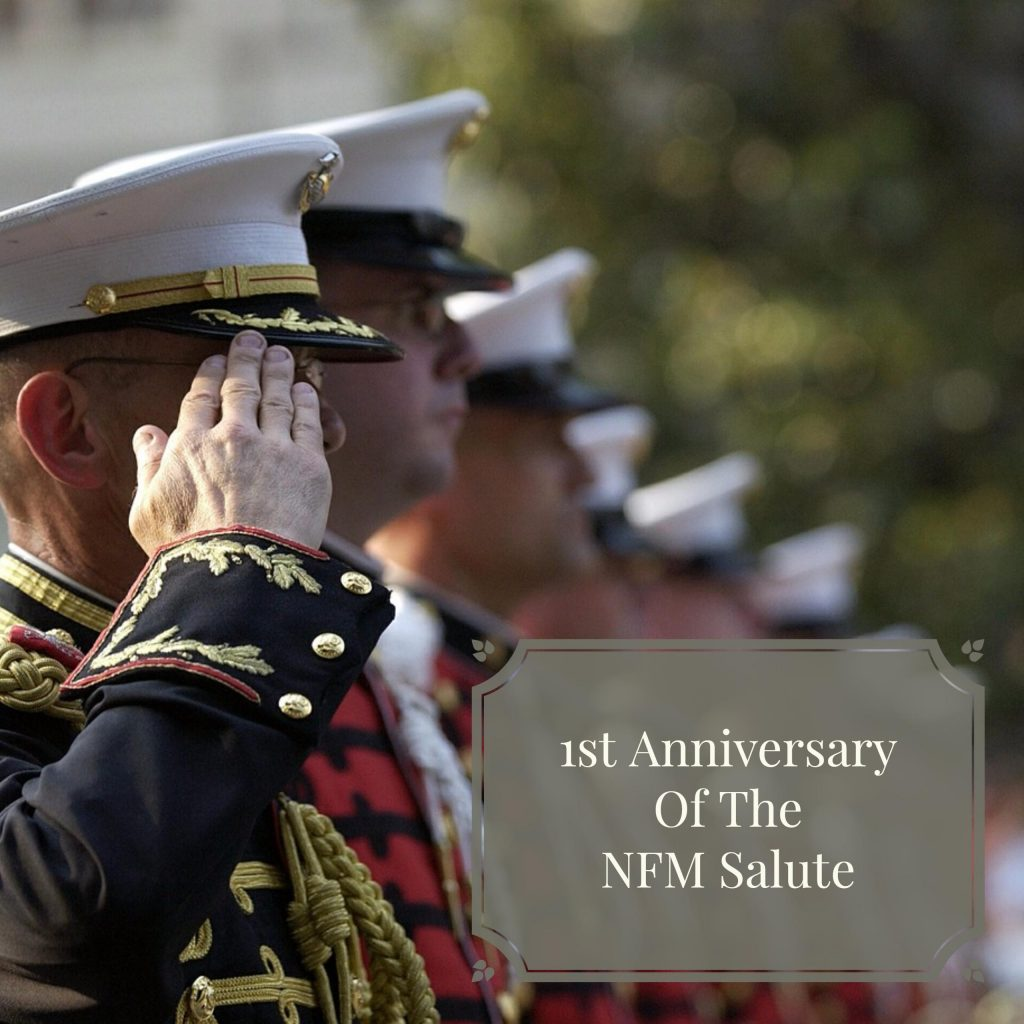 NFM Lending Celebrates One Year Of The NFM Salute