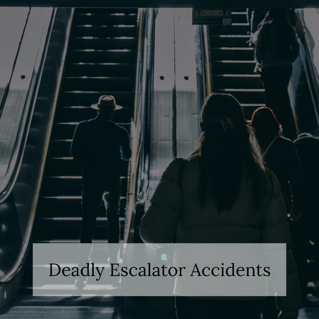 New York Accident Lawyer Discusses Brooklyn Escalator Accident