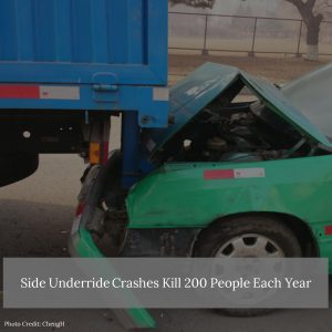 Side Guards To Stop Underride Crash Deaths