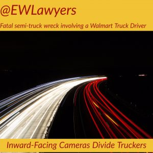 Amy Witherite Discusses Walmart's Decision To Test Dual-Facing Cameras In Semis