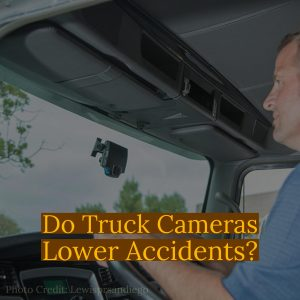 Are Commercial Truck Cameras Making Roads Safer?