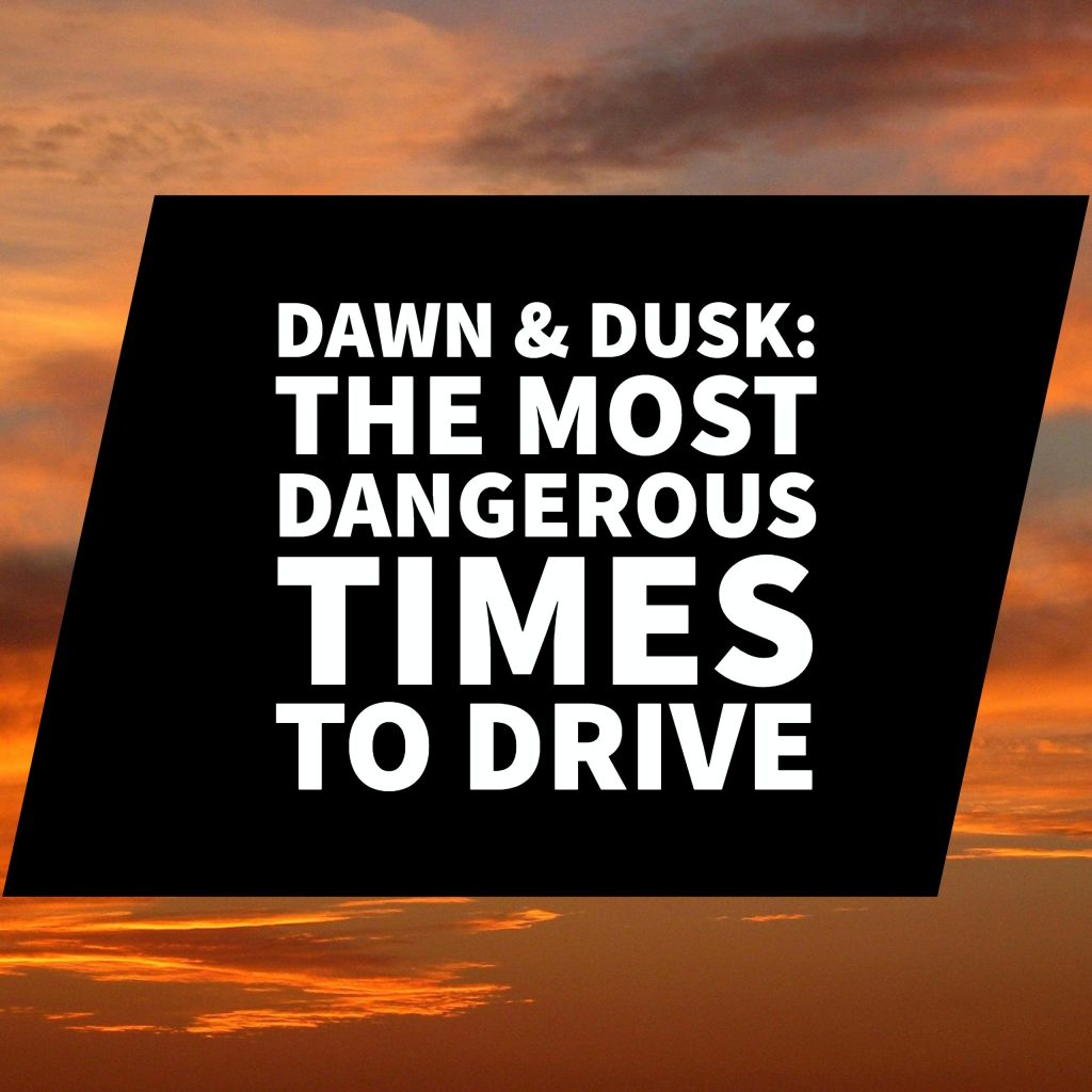 The Dangers Of Driving At Dawn By Boca Car Accident Lawyer Joe Osborne