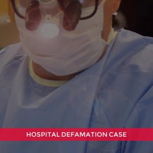 Houston Jury Awards $6.4M In Hospital Defamation Case