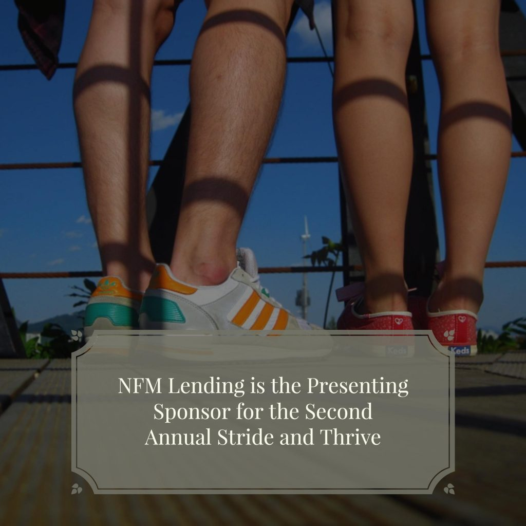 NFM Lending Sponsors Second Annual Stride And Thrive