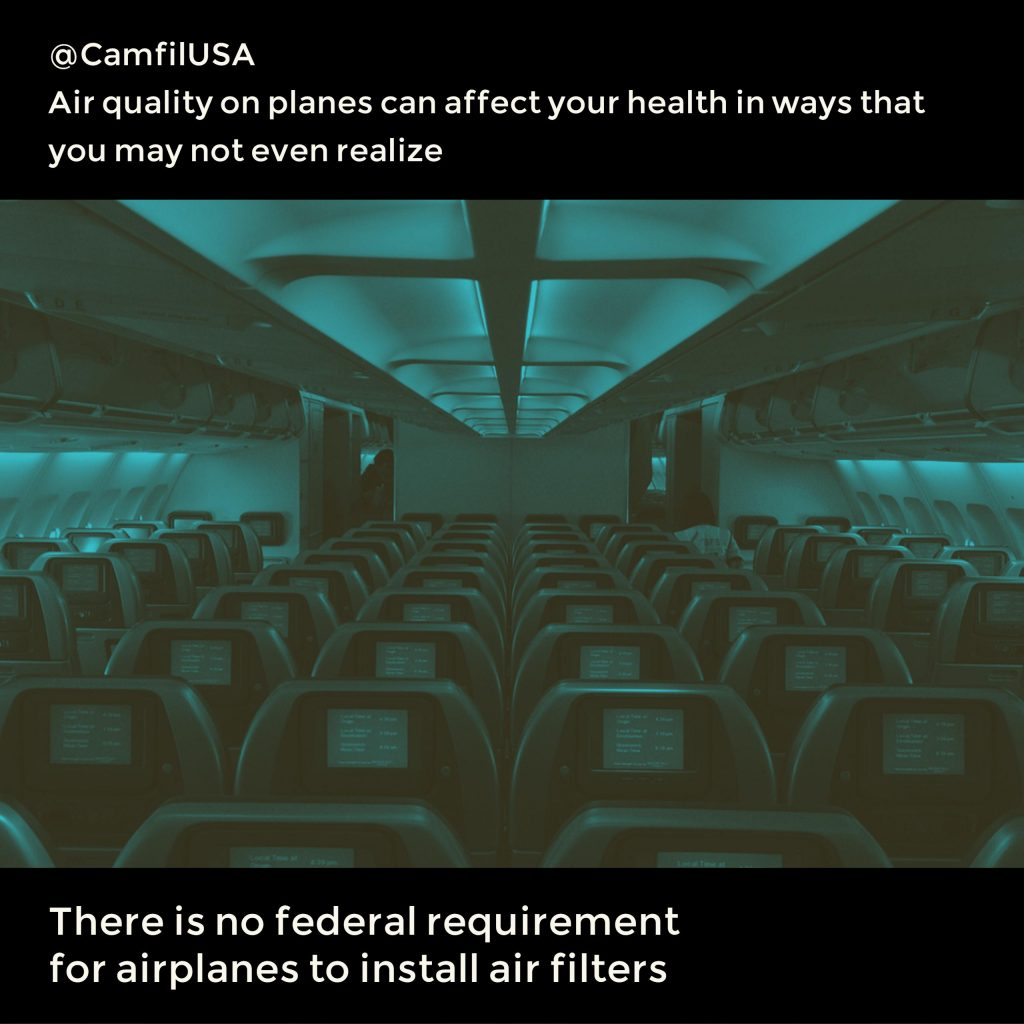 How Harmful Is the Air Quality on Planes?