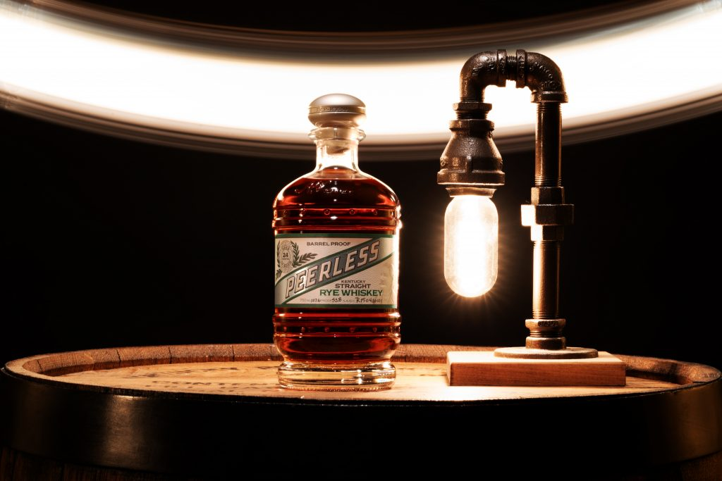 Peerless Distilling Co. Announces The Inaugural Release Of Peerless Rye Whiskey.