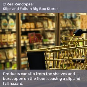 Philadelphia Personal Injury Lawyer Discusses Big Box Store Injuries