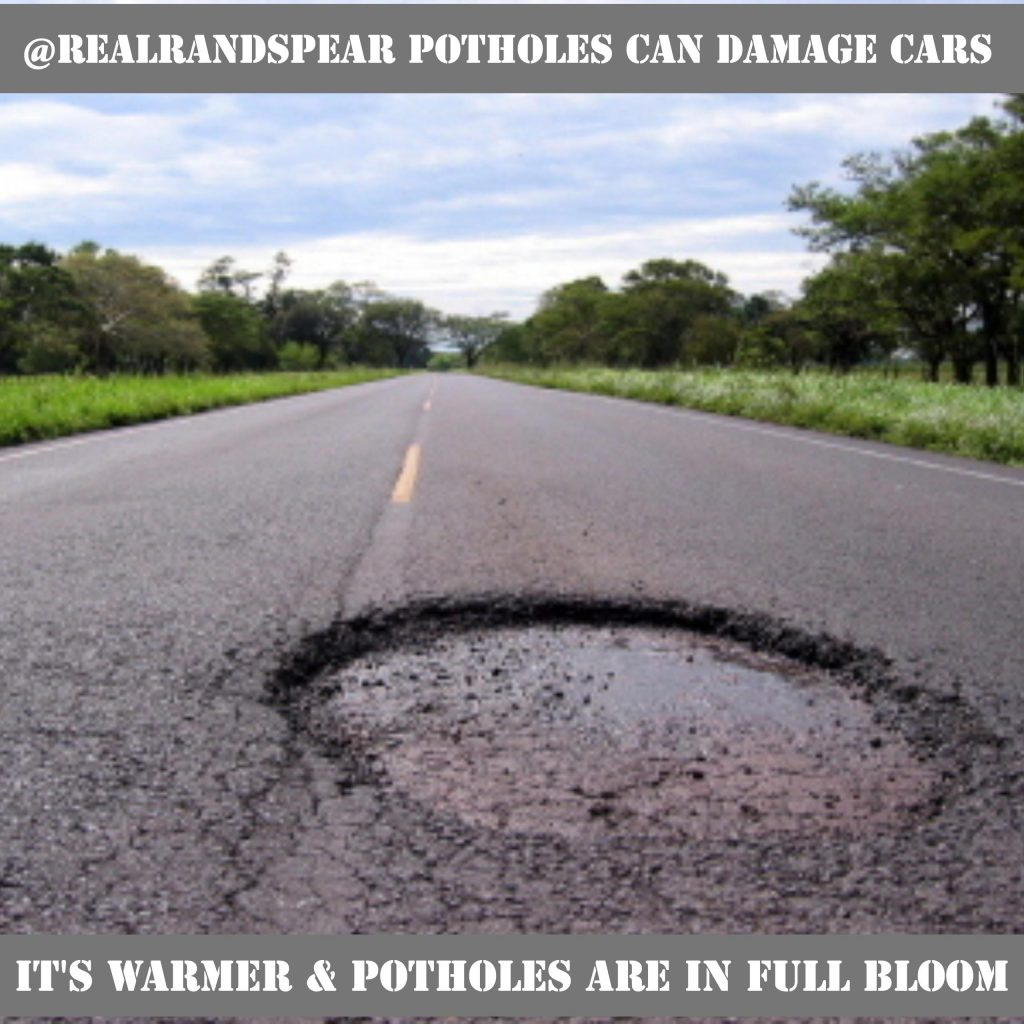 Potholes Can Damage Cars & Cause Accidents Says Philadelphia Car Accident Lawyer
