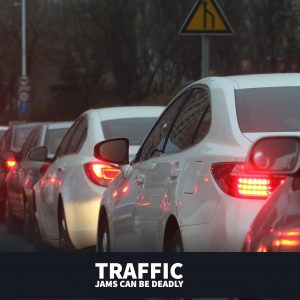 Traffic Jams Can Be Dangerous Warns Boca Car Accident Lawyer Joe Osborne