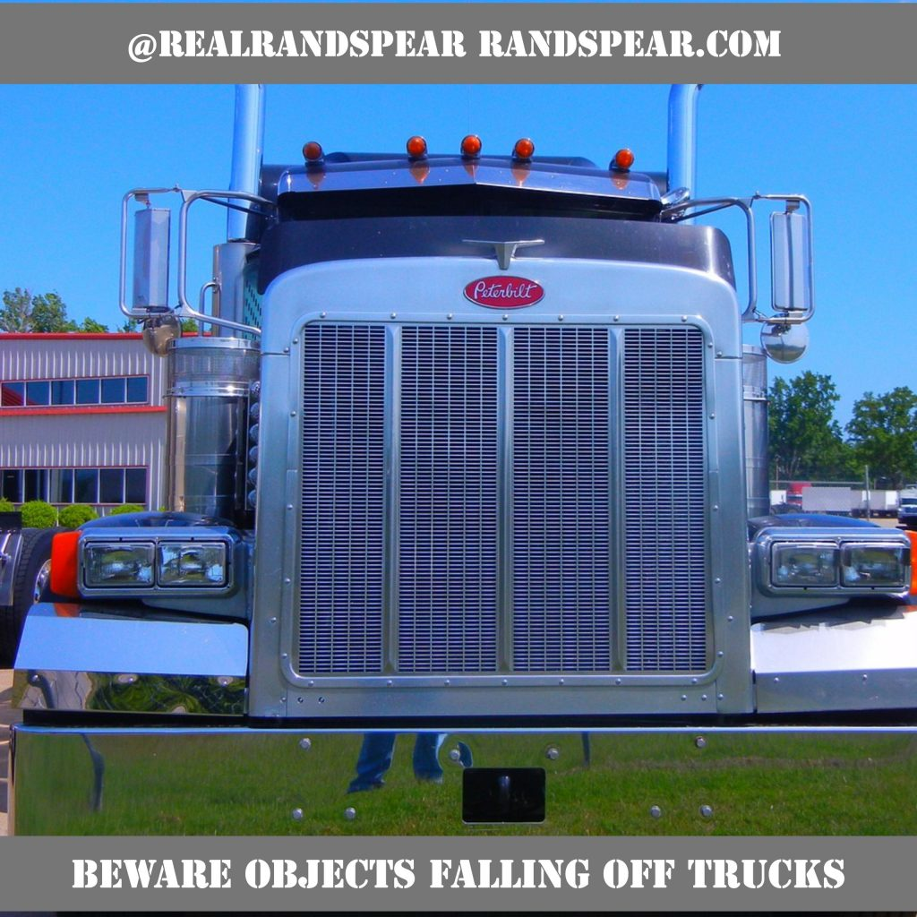 Philadelphia Truck Accident Lawyer Rand Spear On Danger Due To Unsecured Loads