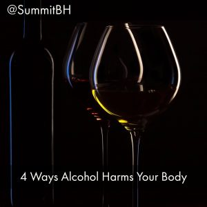 4 Ways Alcohol Harms Your Body