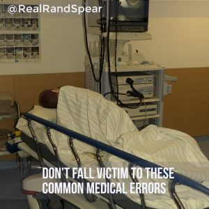 Medical Malpractice Lawyer Discusses The Top 5 Most Common Medical Mistakes