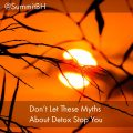 Serenity At Summit Detox Reveals 7 Myths About Addiction, Drug Detox & Recovery