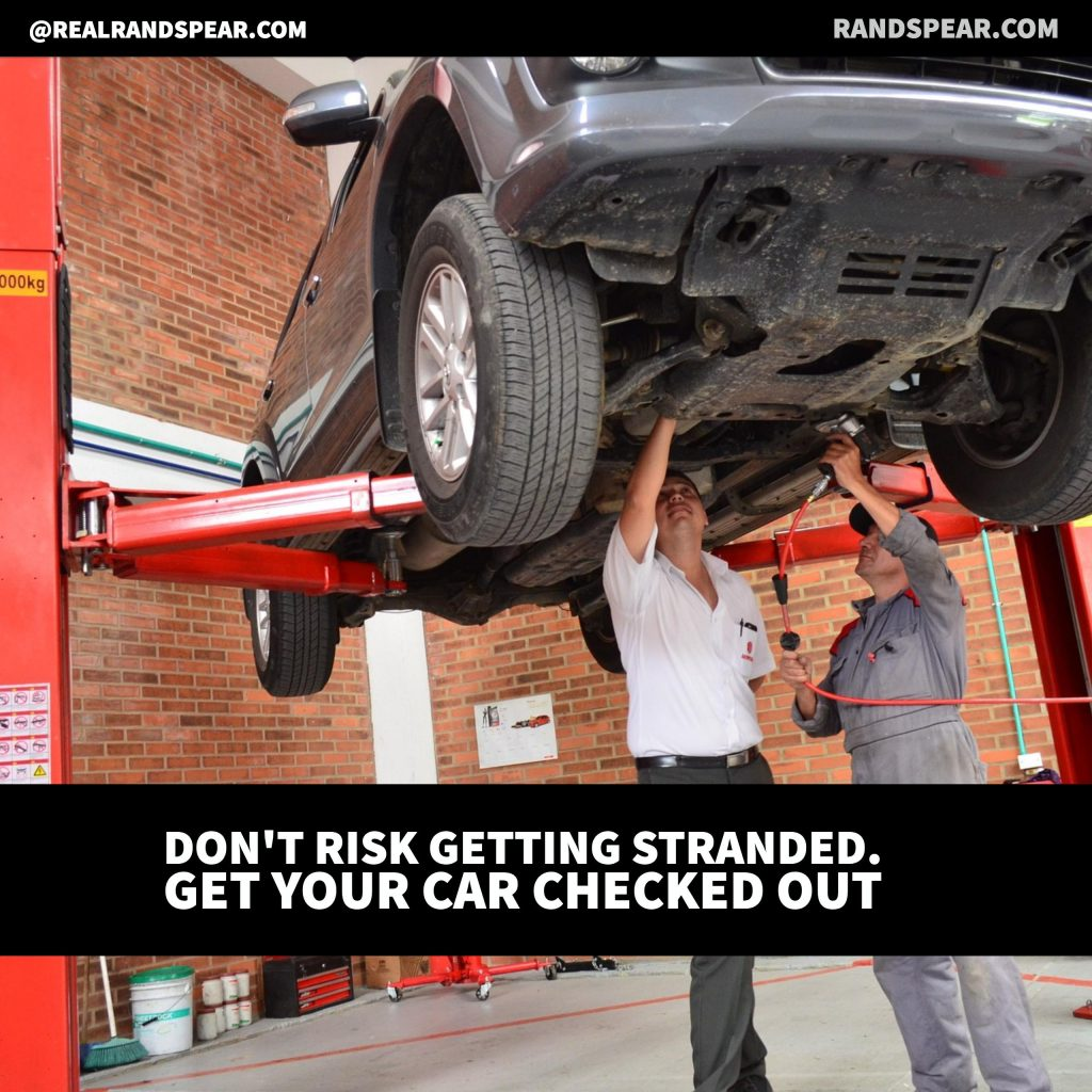 Stranded Drivers At Risk Says Philadelphia Car Accident Lawyer Rand Spear