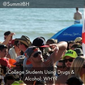 The Risk Of Addiction For College Students