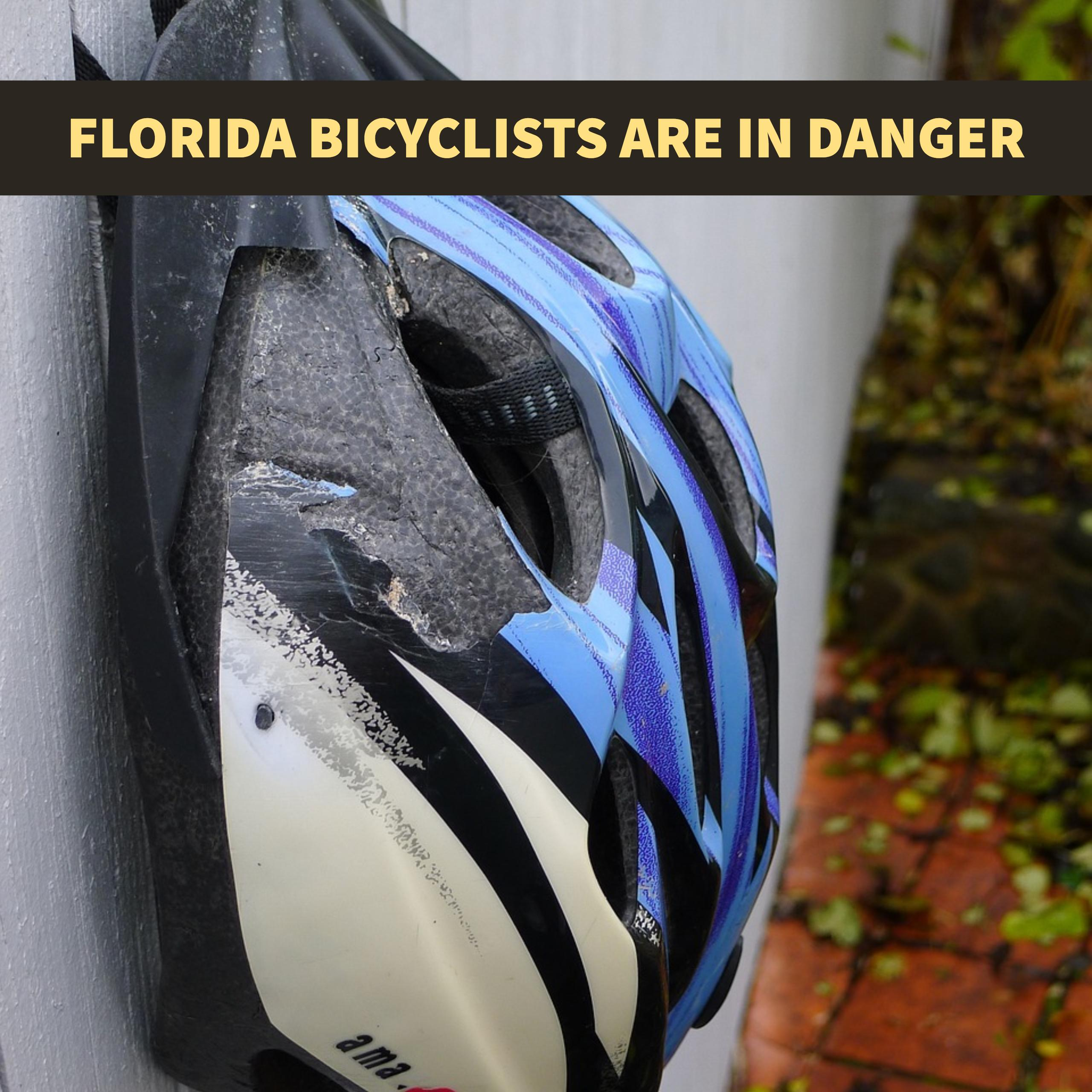 Florida's Bicyclists Are In Danger Says Boca Bike Accident