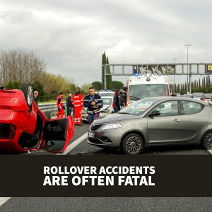 Rollover Accidents Often Fatal Says Boca Car Accident Lawyer Joe Osborne